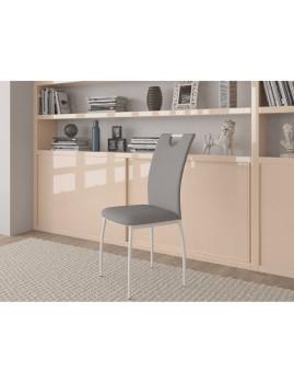 imagem de Pack 4 Cadeiras Bonny Cinza1