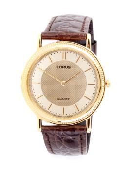 Relógio Redondo Lorus Castanho I