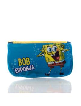 Estojo Bob Esponja Azul