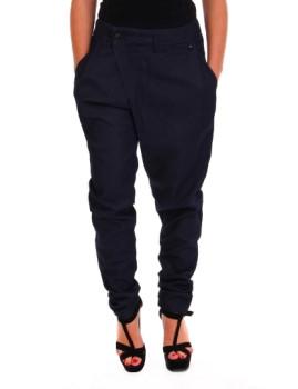 Jeans Bus c/Pregas Azuis Escuras Bus Urban Wear