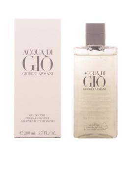 Conjunto Acqua di Gio Gel de Duche e Shampoo 200 ml