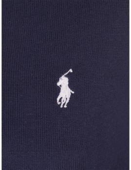 imagem de Pullover V Senhora Azul Navy2