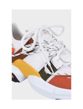 imagem de Ténis Senhora Branco e Orange10
