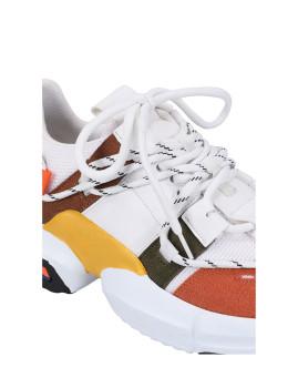imagem de Ténis Senhora Branco e Orange5