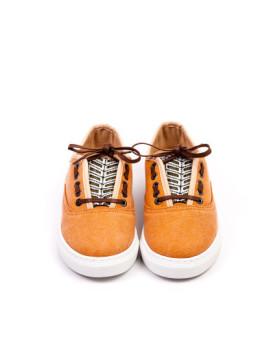 imagem de Ténis Shoes Clay + Mood Green City Salmão e Laranja1
