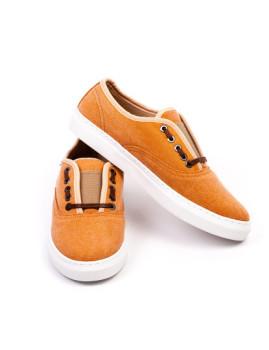 imagem de Ténis Shoes Clay + Mood Green City Salmão e Laranja2