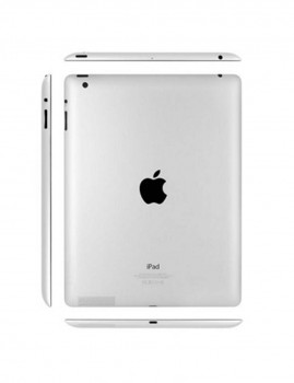 imagem de Apple iPad 3 16GB WiFi Branco2