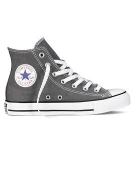Ténis Converse Chuck Taylor All Star Core Hi Cinza