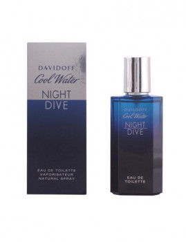 Davidoff Cool Water Night Dive Eau de Toilette Vapo 125 Ml