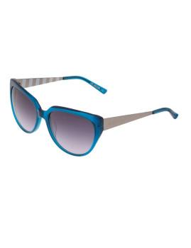 Óculos de Sol Moschino Love Azul Royal