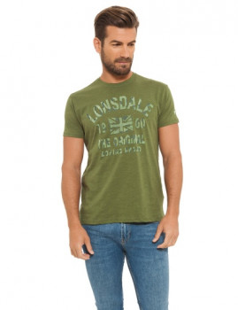 T-Shirt Jersey Lonsdale Army