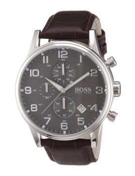 Relógio Hugo Boss Prateado e Preto