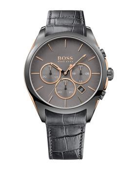 Relógio Hugo Boss Cinza Escuro