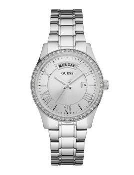 Relógio Guess Cosmopolitan Prateado e Preto