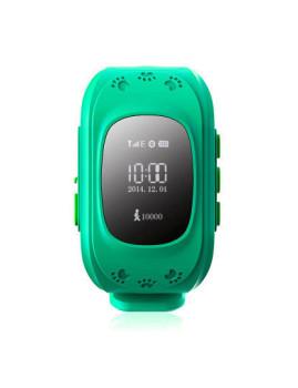 Relógio Localizador Infantil! Com GPS e Chamadas SOS - azul