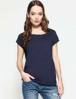 T-shirt Diverse Hayley Azul Navy