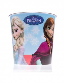 Balde Do Lixo Pequeno Pvc Frozen