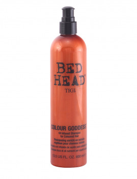 Bed Head Colour Goddess Oil Infused Champô 400 Ml