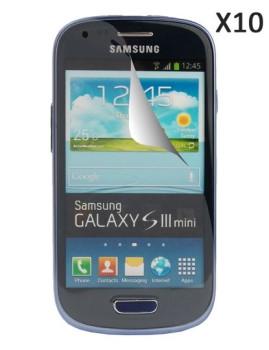 Pack 10 Películas Samsung Galaxy Mini