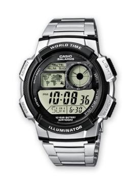 Relógio Homem Casio Sports Prateado