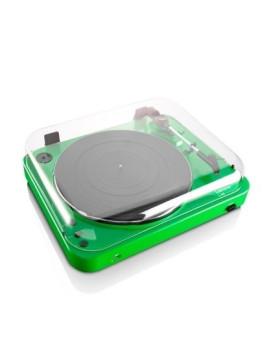 Gira-Discos Verde