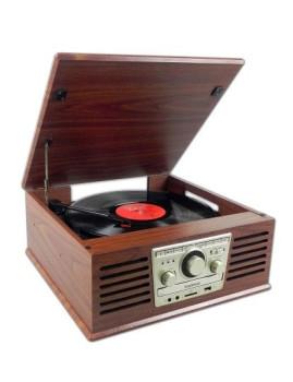 Gira-Discos Vintage Sunstech®