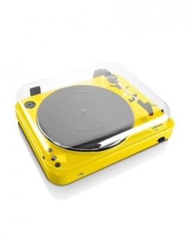 Gira-Discos Amarelo