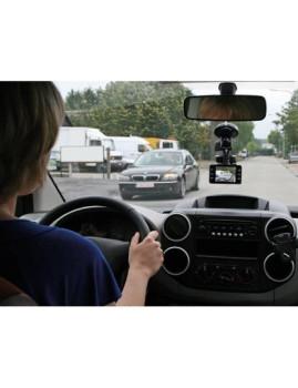 Câmara-Gravador de Video Vigilancia Automóvel
