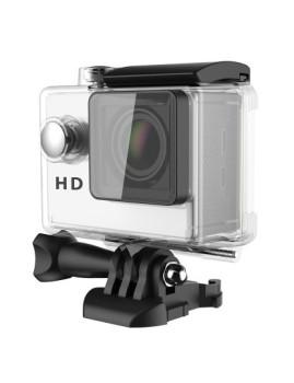 Câmara Desportiva Go Action X´Trem HD com Ecrã LCD + 6 acessórios + Cartão Micro SD
