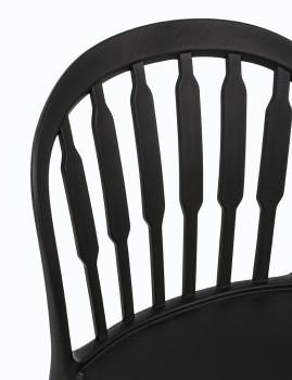 imagem de Cadeira Paxton Preta 4