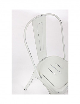 imagem de Cadeira Minnesota Branco Vintage Age2