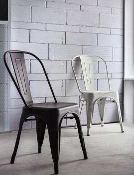 imagem de Cadeira Minnesota Branco Vintage Age3
