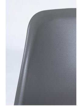 imagem de Cadeira Bizzotto Anastasia C/ Braços Cinza4