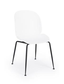 imagem de Cadeira Bizzotto Antigone Branco Gesso1