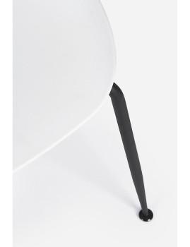 imagem de Cadeira Bizzotto Antigone Branco Gesso3