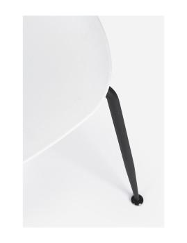 imagem de Cadeira Bizzotto Antigone Branco Gesso4