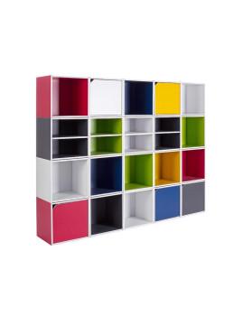 imagem de Cubo Composite Vermelho4