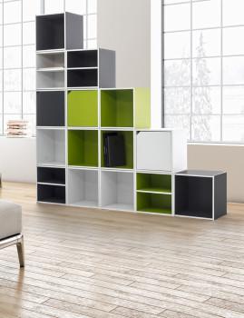 imagem de Cubo Composite Verde5