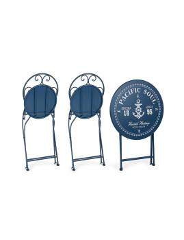 imagem de Conj.3 Mesa com 2 Cadeiras Pacific2