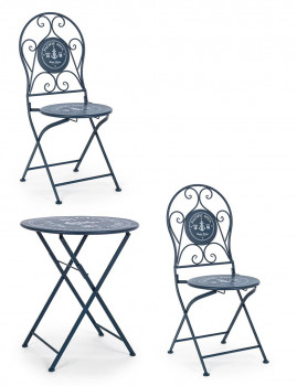 imagem de Conj.3 Mesa com 2 Cadeiras Pacific3