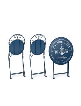 imagem de Conj.3 Mesa com 2 Cadeiras Pacific5