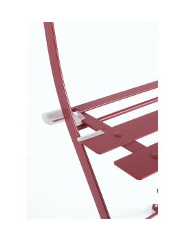 imagem de Conj.3 Mesa com Cadeiras Wissant Scarlet7