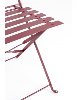 imagem de Conj.3 Mesa com Cadeiras Wissant Scarlet2
