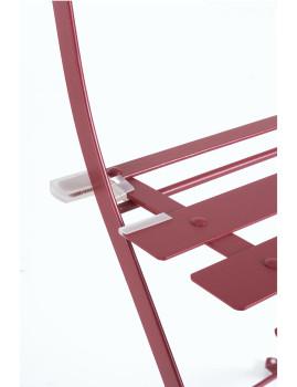imagem de Conj.3 Mesa com Cadeiras Wissant Scarlet4