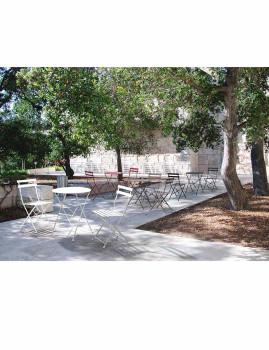 imagem de Conj.3 Mesa com Cadeiras Wissant Scarlet6