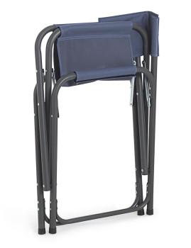 imagem de Cadeira Director Olbia Azul e Cinza2