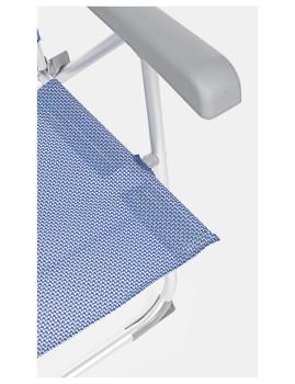 imagem de Cadeira Cross Azul Mix4