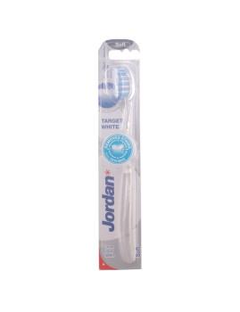 Escova de dentes Jordan Target White Soft