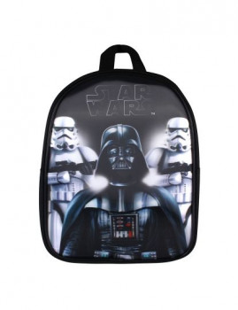 Mochila Vader & Storm Trooper Preto