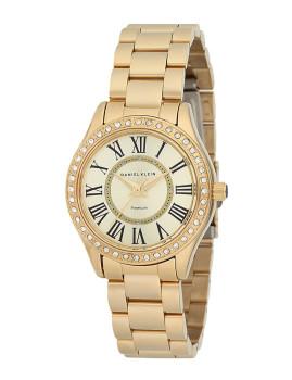 Relógio Daniel Klein Dourado